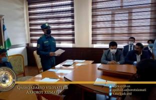 Tungi vaqtda ko'chada maqsadsiz yurish oqibati talabalarga tushuntirildi